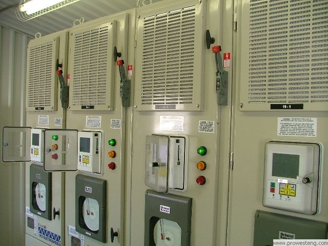 Variable Speed Drives (VSD's) used for submersible pumps.